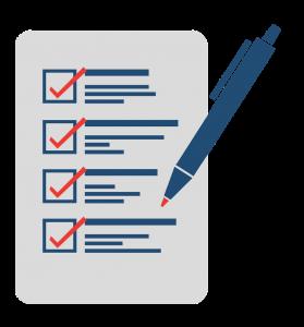 checklist Gemapro