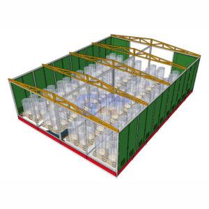 Bodega Sustancias Peligrosas BSP24-RFC-2