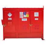 Bodega residuos peligrosos bodega de sustancias peligrosas de Panel T3 Gemapro