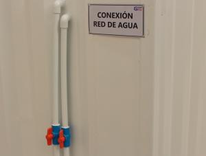 Conexión de Agua para Bodega de Residuos Establecimientos de Salud