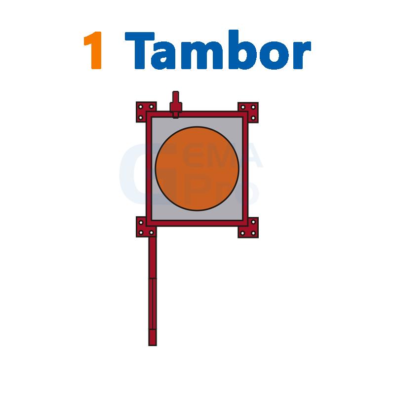 1 TAMBOR