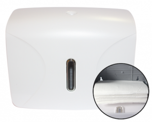 dispensador de toallas de papel Gemapro