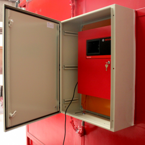 Sistema Automatico deteccion de incendios Gemapro DS43