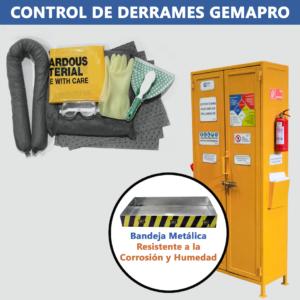 SISTEMA CONTROL DE DERRAME GEMAPRO
