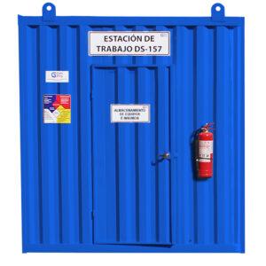 Estación de Trabajo Pesticidas ETP-1
